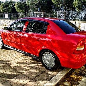 Opel Astra G Kırmızılım :)