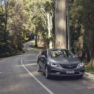 Opel Astra K Sedan