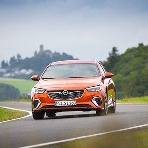 Opel İnsignia GSİ